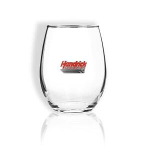 Hendrick Motorsports Stemless Wine Glass