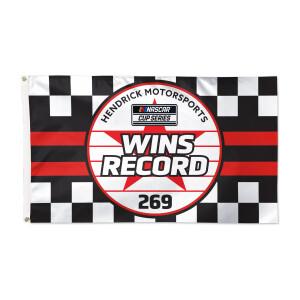 Hendrick Motorsports 269 3' x 5' 1-Sided Deluxe Flag