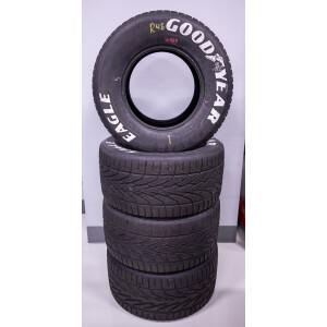 Race Used 2021 Alex Bowman #48 COTA Rain Tire - Austin (5/23/2021)