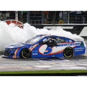 2021 Kyle Larson All-Star Race at Texas Win 1:24 HO Die-Cast