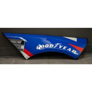 Race Used 2021 Kyle Larson #5 Hendrickcars.com Fender