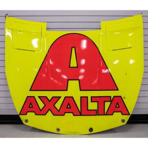 Race Used 2017 Dale Earnhardt Jr. #88 Axalta Hood Spring Martinsville