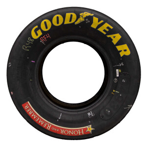 Race Used Alex Bowman 2021 Charlotte Tires