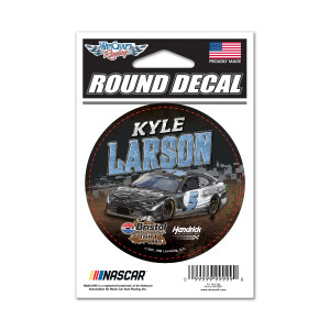 Kyle Larson #5 Bristol Motor Speedway Decal