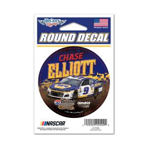 Chase Elliott #9 Bristol Motor Speedway Decal