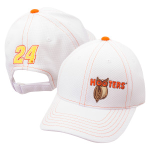 Chase Elliott #24 Official 2017 Team Hat - Hooters