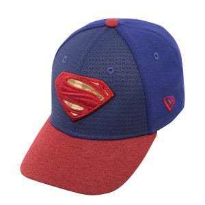 KKahne Justice League Superman Youth Cap -Y LG