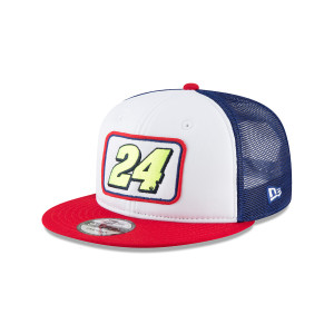 William Byron 2018 #24 Team Pride Trucker NEW ERA 9FIFTY Cap