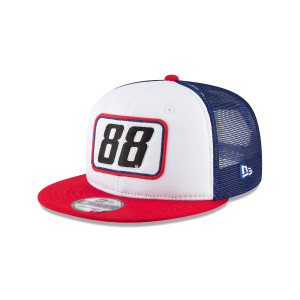 Alex Bowman 2018 #88 Team Pride Trucker NEW ERA 9FIFTY Cap