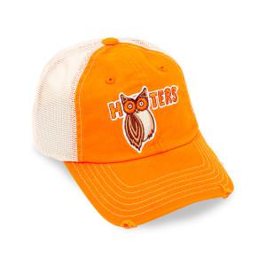 Chase Elliott #9 2017 Hooters Vintage Trucker Hat