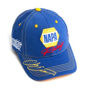 Chase Elliott 2018 NASCAR NAPA Die-Hard Fan Hat
