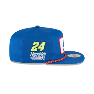 William Byron #24 2018 NASCAR Darlington Retro Axalta NEW ERA Hat