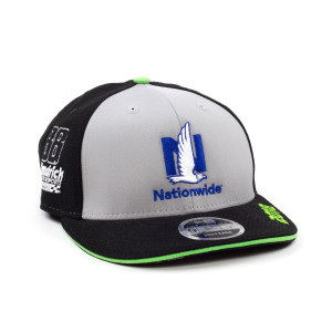Alex Bowman #88 NASCAR New Era Nationwide Playoff Hat