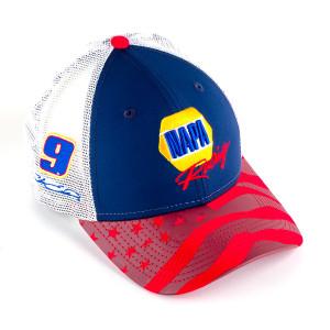 Chase Elliott 2019 NASCAR #9 NAPA New Era 9Forty American Salute Hat