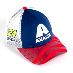 William Byron 2019 NASCAR #24 Axalta New Era 9Forty American Salute Hat