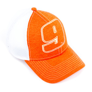 Chase Elliott 2018 NASCAR #9 Hooters New Era 39Thirty Tonal Shade Hat