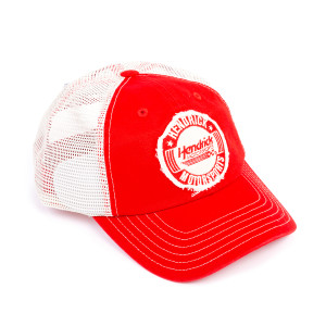 Hendrick Motorsports Low Profile Red Snapback Hat