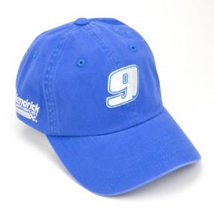 #9 NASCAR Chase Elliott Ladies Royal Number Hat
