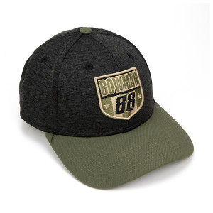 #88 Alex Bowman 2019 NASCAR New Era Military Salute Hat