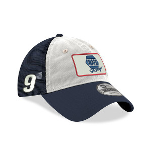 920 Trucker Elliott NAPA Blue & White Hat