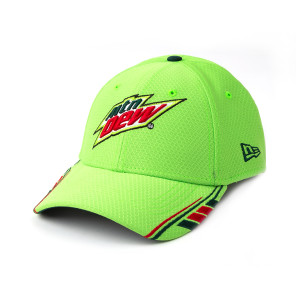 Chase Elliott #9 2020 Mountain Dew 9FORTY New Era Stretch Snap Hat