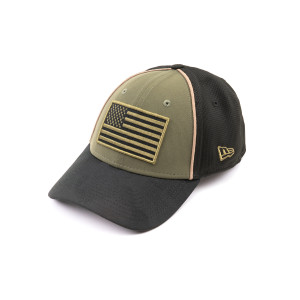 Chase Elliott #9 2020 Military Salute 9FORTY New Era Stretch Snap Hat