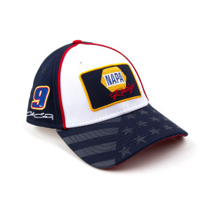 Chase Elliott #9 2020 American Salute 9FORTY Napa New Era Stretch Snap Hat