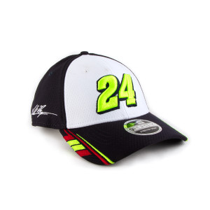 William Byron #24 2020 Driver Alt 9FORTY New Era Stretch Snap Hat