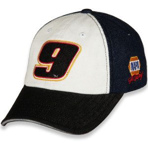 Chase Elliott #9 2020 Groove Denim Hat-OSFM