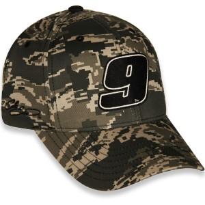 Chase Elliott #9 2020 Digital Camo Snapback Hat