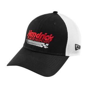 Hendrick Motorsports Black/Red Mesh Cap