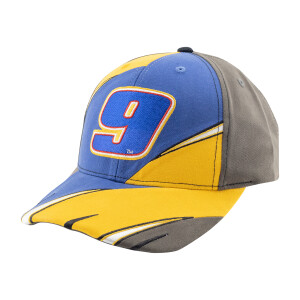 Chase Elliott NASCAR 2021 #9 Adult Electrifying Hat