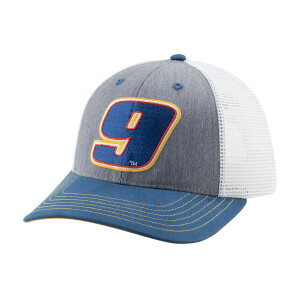 Chase Elliott NASCAR 2021 #9 Adult Athletic Hat