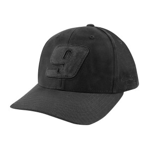 Chase Elliott NASCAR 2021 #9 Adult Blackout Hat