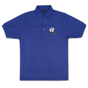 Hendrick Motorsports #48 Johnson Polo
