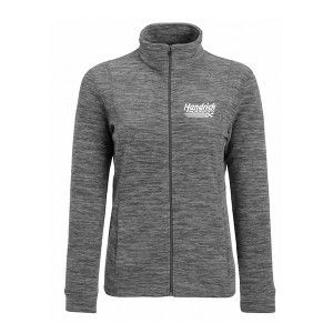 Hendrick Motorsports Exclusive Ladies Cascade Full-Zip Heathered Fleece Jacket