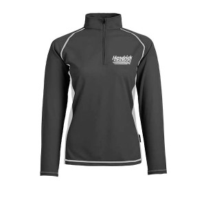 Hendrick Motorsports Exclusive Ladies  1/4 Zip Baselayer