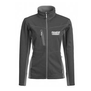 Hendrick Motorsports Exclusive Ladies Full-Zip Phantom