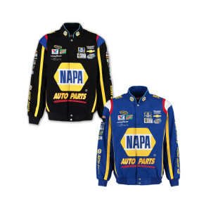 Chase Elliott #24 NAPA Cotton Twill Driver Jacket