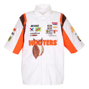 Chase Elliott 2017 Hooters Official Pit Shirt