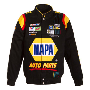 Chase Elliott 2017 NAPA Twill Jacket