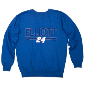 Chase Elliott #24 Crewneck Fleece