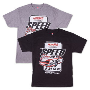 Hendrick Motorsports Speed Shop 4 Driver T-shirt