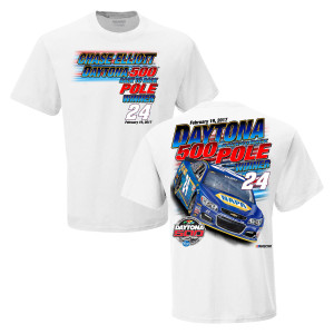 Chase Elliott Daytona 500 Pole Win T-shirt