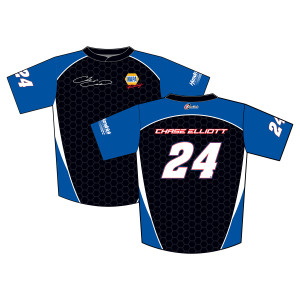 Chase Elliott #24 Tech T-shirts - EXCLUSIVE