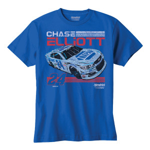 Chase Elliott 2017 #24 Darlington Youth Graphic T-shirt