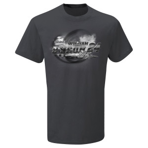 William Byron #24 Steel Thunder T-shirt
