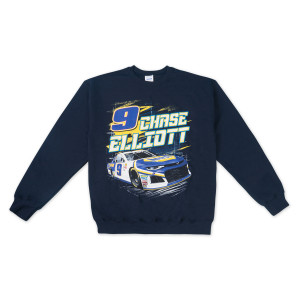 Chase Elliott #9 NAPA LS Fleece