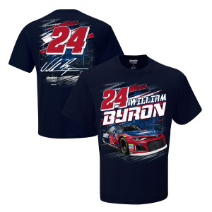 William Byron #24 Liberty University Torque T-shirt