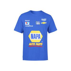 Chase Elliott 2018 NASCAR #9 NAPA Uniform Youth T-shirt